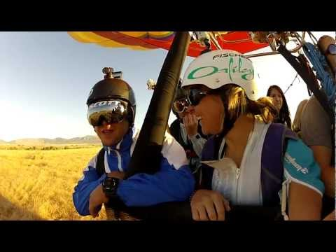 Ballons and Helicopters and Wingsuits oh my!