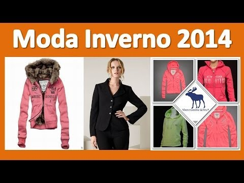 Moda Inverno 2014 - Couro, Polo, casacos, Blusas, Vestidos, jaquetas e muito mais!! ** CONFIRA **