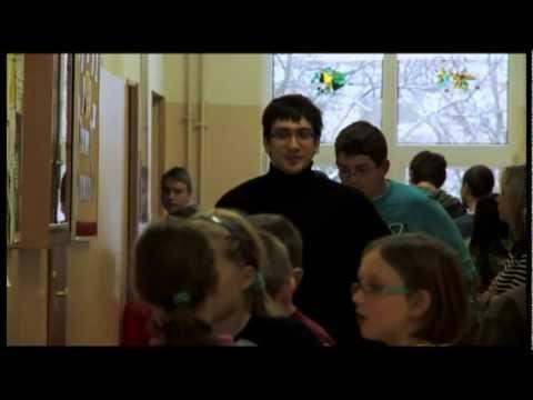 Film o pracy Aslana w roli asystenta kulturowego