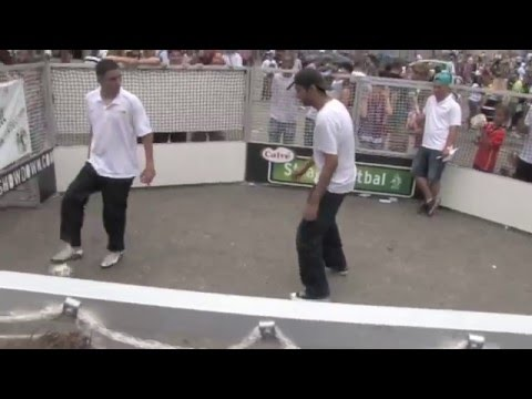 The Best Street Football Skills Ever 2011