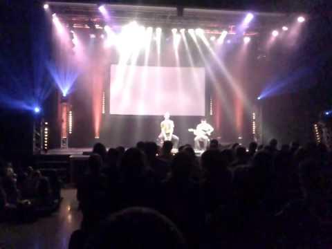 Jean-Louis Aubert - Voilà c'est fini (cover live by Thomas De Viv')
