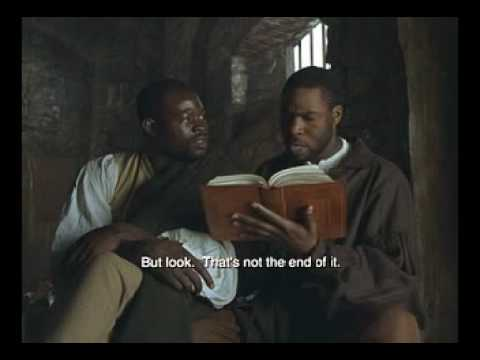 Excerpt from Amistad, the movie