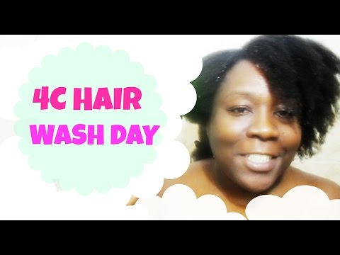 4C HAIR WASH DAY : Renpure Originals ,Tea Rinse, Best Conditioners Ever