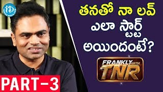 Maharshi Director Vamsi Paidipally Exclusive Interview Part #3 || Frankly With TNR - IDREAMMOVIES