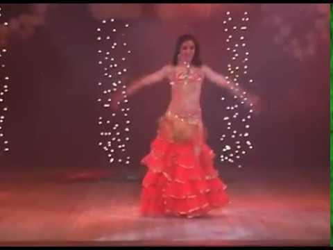Оленка Левицька - Східні та бальні танці (PROMOVIDEO)