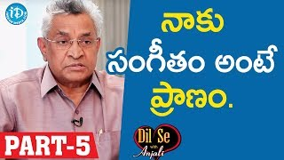 Shantha Biotech Chairman Dr KI Varaprasad Reddy Interview - Part #5 | Business Icons With iDream - IDREAMMOVIES