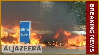 🇰🇪 Explosions and gunfire heard in Kenyan capital Nairobi l Al Jazeera English - ALJAZEERAENGLISH