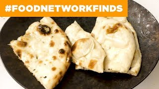 How Authentic Naan is Made in a Tandoor | Food Network - FOODNETWORKTV