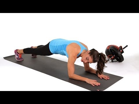 How to Do a Prone Plank | Abs Workout