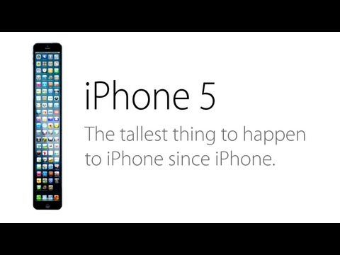 The iPhone 6 (Parody) Ad: A Taller Change