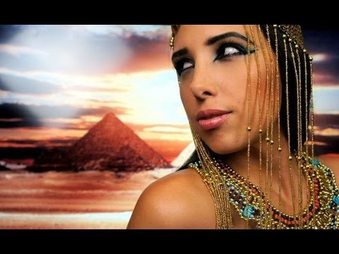 Maquillaje arabe de FARAONA (HALLOWEEN)