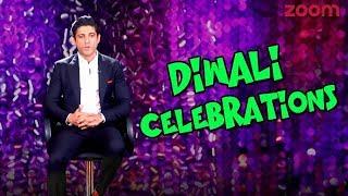 Farhan Akhtar On His First Scooty Ride, Diwali Celebrations & More   Diwali Beats - ZOOMDEKHO