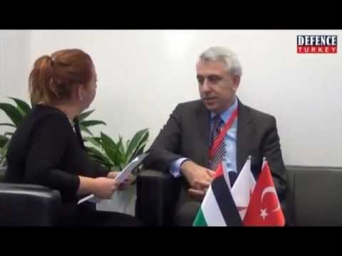 Savunma Sanayi Mstear Murad Bayar IDEX 2013 fuarn Defence Turkey Dergisine  Deerlendirdi