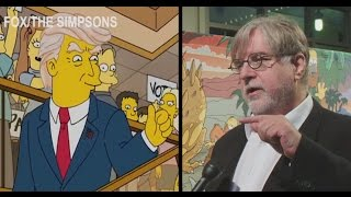The Simpsons Creators on 2016 Presidential Race | Election Cycle - ABCNEWS