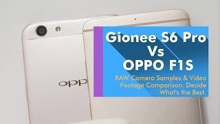 Gionee S6 Pro Vs OPPO F1S Camera Comparison - You Decide What's Better