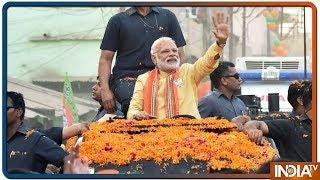 Varanasi में कल PM Modi करेंगे रोड शो, Nitish Kumar, Uddhav Thakcrey जैसे बड़े नेता होंगे शामिल - INDIATV