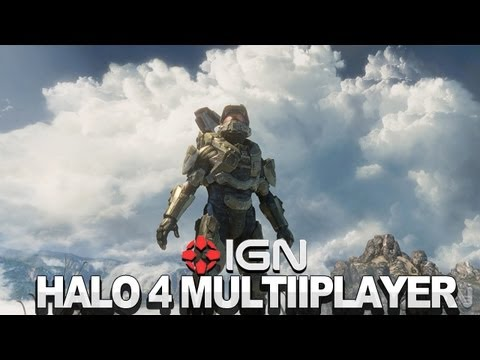 IGN News: Halo 4 Multiplayer Requirements