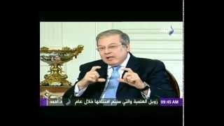 فيديو.. رئيس «القابضة للتأمين»: وزارة الاستثمار جسرنا للمشاركة في قناة السويس الجديدة