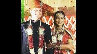 Andrei Koscheev  Expressing His Love On Shriya Saran In Hindi | Shriya Saran Marriage News - RAJSHRITELUGU