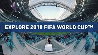 Special World Cup stadiums: Visit every inch of venues with RT 360 - RUSSIATODAY