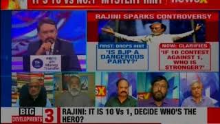 Nation9: Modi-Rajinikanth combine can do wonders to Tamil Pride & Tamil Vote war? - NEWSXLIVE