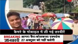 "Video Breaking: Raebareli flooded with posters saying Priyanka Vadra ""missing"" - ZEENEWS"