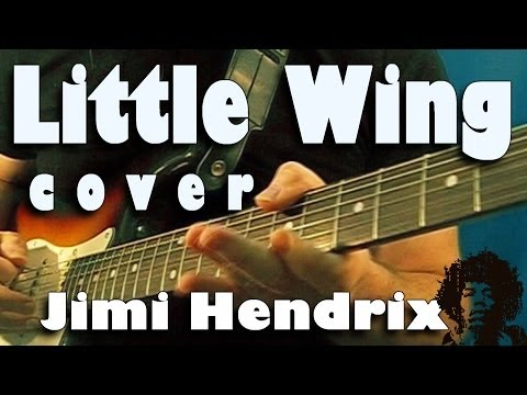 Little Wing - Jimi Hendrix - Instrumental Cover by Evaldo Devellis