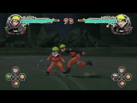 Naruto Shippuden: Ultimate Ninja Storm Generations Stage Demo - (PS3, Xbox 360)