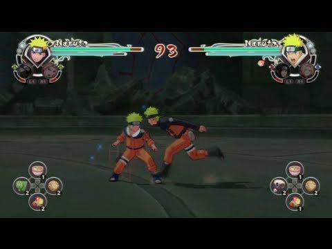 Naruto Shippuden: Ultimate Ninja Storm Generations Stage Demo - (PS3, Xbox 360)