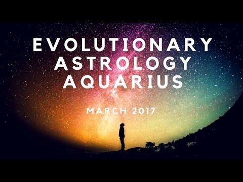 AQUARIUS   MARCH 2017 Horoscope   Raising Vibrations Astrology