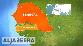 Senegal: Army targets rebel hideouts in Casamance region - ALJAZEERAENGLISH