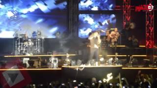 اتفرج | كواليس حفل عمرو دياب بالحديقة الصينية