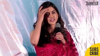 Nabha Natesh Speech | Rum Pum Bum Song Launch | Disco Raja | Ravi Teja - TFPC