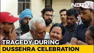 My Son Left To See Ravan Effigy Burn, Didn't Return Home: Amritsar Woman - NDTV