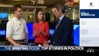 The Briefing Room: Mueller report, Netanyahu visits White House, 2020 hopeful Pete Buttigieg - ABCNEWS