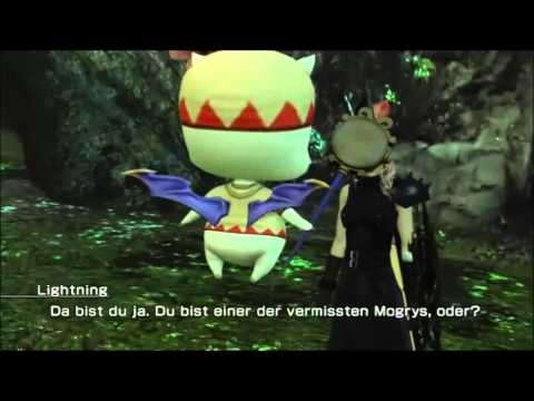 Final Fantasy Lightning Returns Nebenmission Mogry-Finder