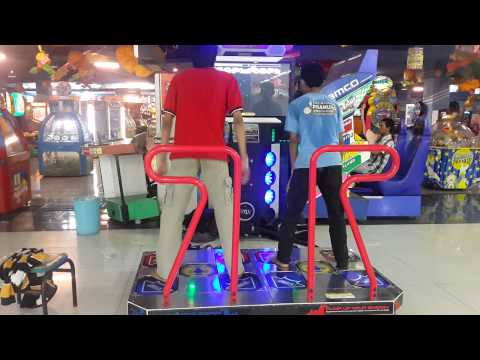pump it up couple uchie vs ulla makassar