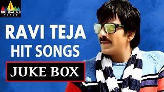 Ravi Teja Hit Songs Juke Box | Video Songs