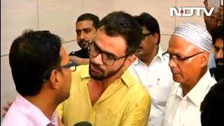 JNU छात्रसंघ के पूर्व अध्यक्ष कन्हैया कुमार ने कहा, यह आवाज दबाने की कोशिश - NDTVINDIA