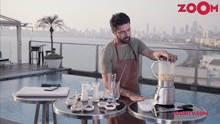 How to make Mango Thandai | Mango Thandai Recipe by Ranveer Brar | Holi Special - ZOOMDEKHO