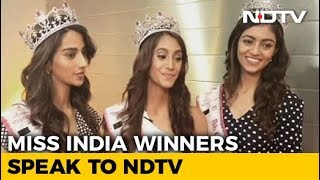 Indian Beauty Pageants Have 'Evolved,' Says Miss India 2018 - NDTV