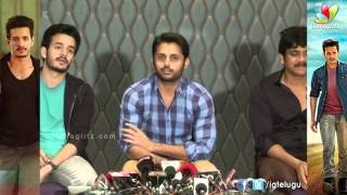 Nithin Speech @  Akhil Movie Success Meet - IGTELUGU