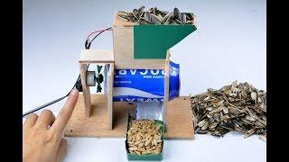 Сделай сам своими руками / машинка для чистки семечек