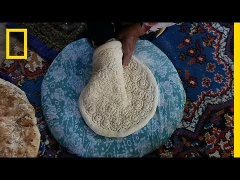 The Amazing Art of Bread Baking in Tajikistan | Short Film Showcase