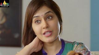 Oohalu Gusagusalade Movie    Rashi Khanna Srinivas Avasarala Dinner Scene - SRIBALAJIMOVIES