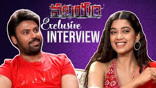 Valayam Movie Exclusive Interview | Laksh Chadalavada | Digangana | STTV Films - TFPC
