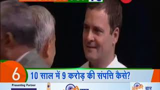 Top 10 Election News: Watch Top election news of the hour - ZEENEWS
