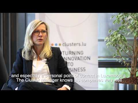 Luxembourg Cluster Initiative - Testimonials