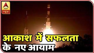 Twarit Sukh: ISRO launches two British satellites successfully - ABPNEWSTV