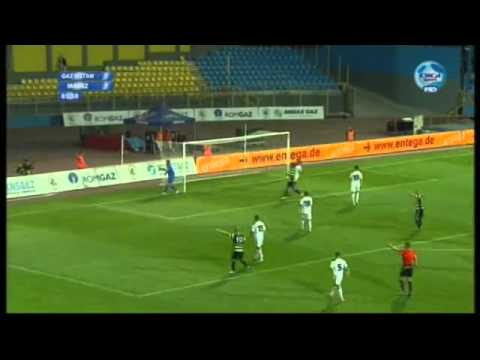 Gaz Metan Medias - FSV Mainz 05 1-1 (4-3) All Goals & Highlights 04-08-2011